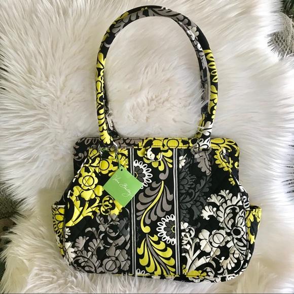 8668a23cac0c8 Vera Bradley Frame Bag Baroque